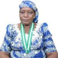 Mrs. Anna Asachaya-1st Vice President